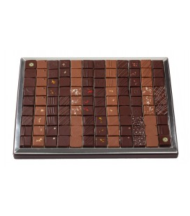 Coffret 108 chocolats