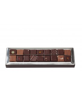 Box of 18 chocolates