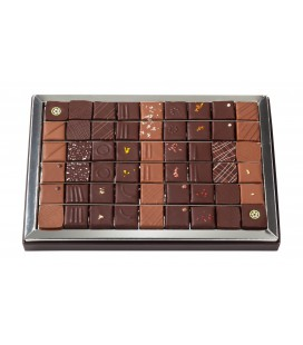 Coffret 54 chocolats