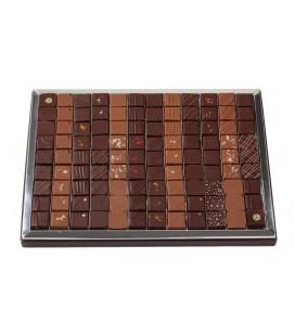 Coffret 108 chocolats